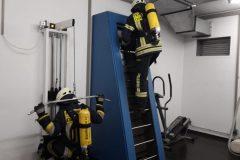 Leitersteigen und Hammerziehen