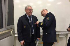 Ehrenabzeichen für 50 Jahre Vereinsmitgliedschaft