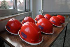JF-Helme mit Helmkennzeichnung
