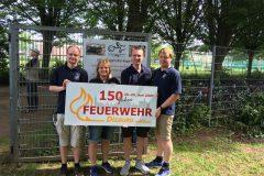 Team der Feuerwehr Dieburg