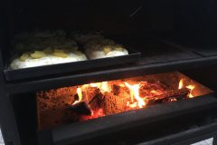 Heißer Ofen