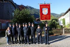 Gruppenbild Feuerwehr Dieburg