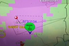 Sturmtief im Feuerwehr-Informationssystem des DWD