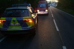 Polizei und ELW