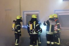 Einsatzauftrag für die Atemschutzgeräteträger