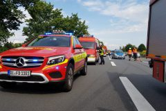 KdoW, ELw und Brandschutzaufsichtsdienst