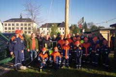 Feuerwehr Dieburg und Feuerwehr Vielau