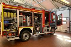 Dieburger LF 10 KatS im Werk bei Ziegler