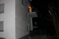 Orkan Sabine - Betroffenes Wohngebäude
