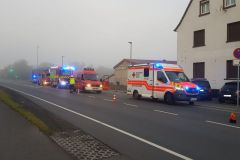 Rettungdienst, Polizei und Feuerwehr bei Reanimation