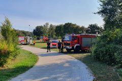 Absicherung des RTH-Landeplatzes