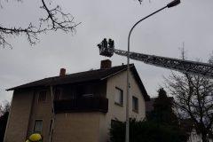 Feuerwehr-Zimmern auf der DLK-Dieburg