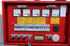 FLF - Bedieneinheit Lichtmast und Generator