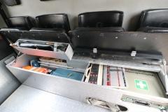 LF 16/12 - Sitzbank hinten