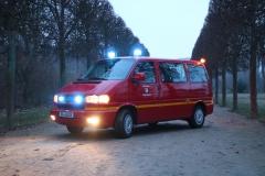 MTF II im Schlossgarten