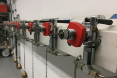 Atemschutzwerkstatt - Füllstation