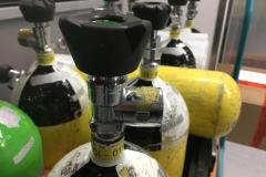 Atemschutzwerkstatt - Atemluftflaschen