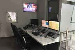 Zentrale - Funkplätze 1