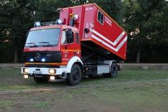 WLF I - Fahrzeug am Festplatz (Schlossgarten)