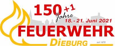 Feuerwehrfest Logo 2021